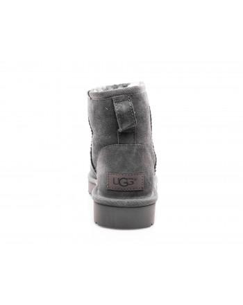 UGG - Stivali Classic Mini - Grigio