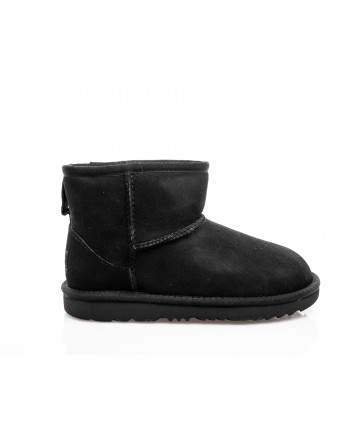 UGG KIDS - Classic Mini Kids Boots - Black