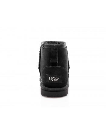 UGG KIDS - Classic Mini Kids Boots - Black