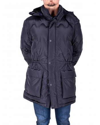 ERMENEGILDO ZEGNA - Down jacket - Blue