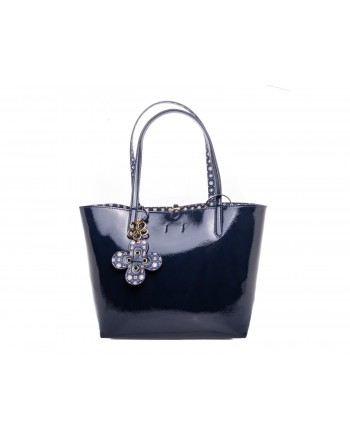 POLO RALPH LAUREN - TOTE double-face Bag - Blue
