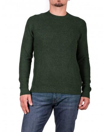 MICHAEL di MICHAEL KORS - Maglia in cotone e lana Merino - Green Moulinex
