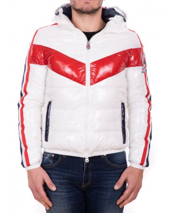INVICTA - Dawn jacket with hoodie - Bianco