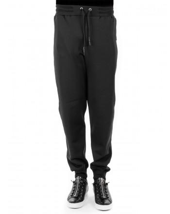 MCQ BY ALEXANDER MCQUEEN - Pantalone tuta in cotone - Nero
