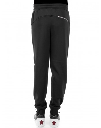 MCQ BY ALEXANDER MCQUEEN - Cotton Suit Pant - Black