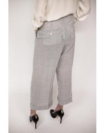 MAX MARA - Pantalone Galles Dax in lana - Perla