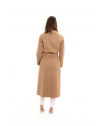 S MAX MARA - Wool Coat  PAOLA - New Golden Camel