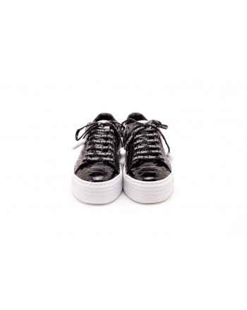 PHILIPP PLEIN - Sneakers LO-TOP LUXURY - Nero