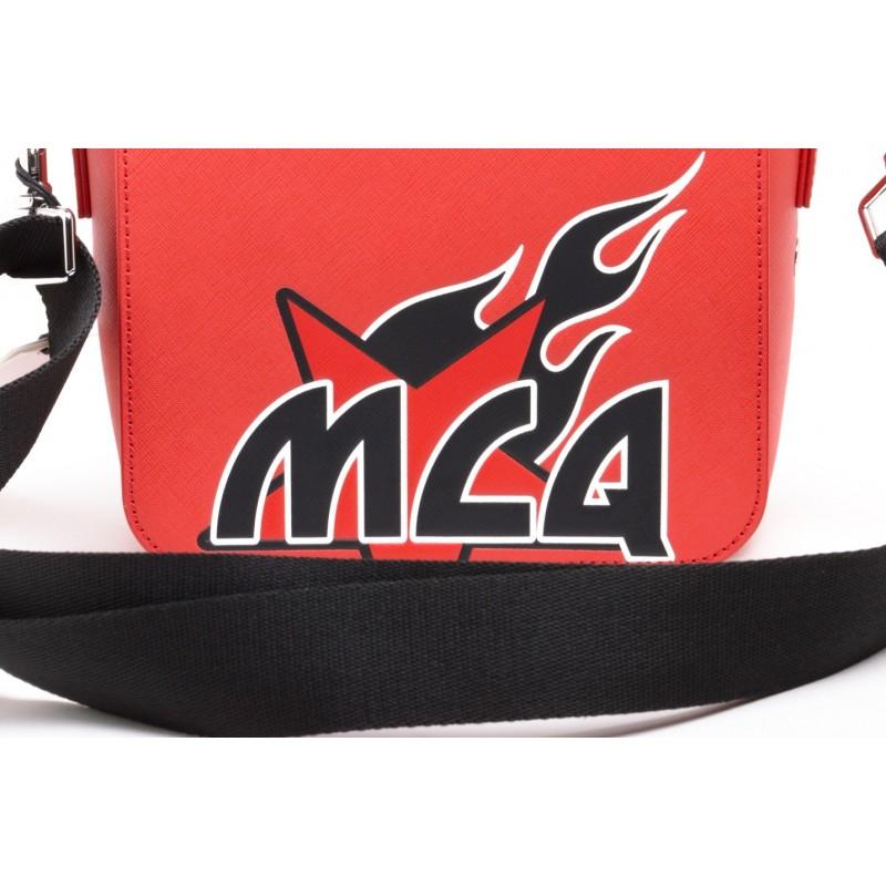 MCQ BY ALEXANDER MCQUEEN -  Borsa a Tracolla MOTEL - Riot Red