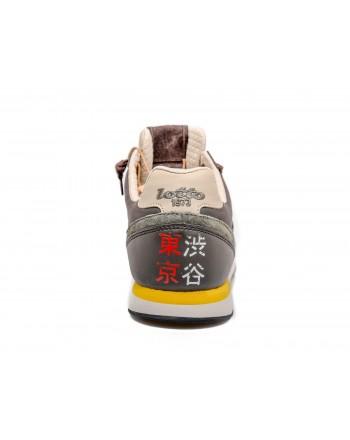 LOTTO LEGGENDA -  TOKYO SHIBUYA Sneakers  - Blue Army/Black