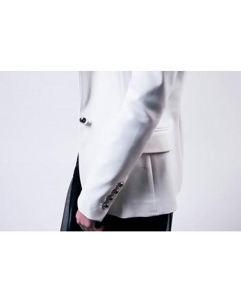 28b108f781 PINKO SIGNUM Viscose jacket White [Woman] Elsa Boutique