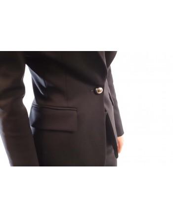 PINKO - SIGNUM Viscose Jacket - Black