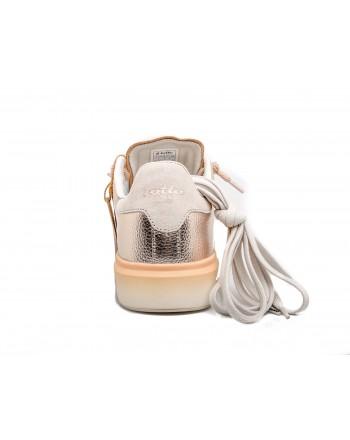 LOTTO LEGGENDA - Sneakers IMPRESSIONS METAL - Bronzo rose