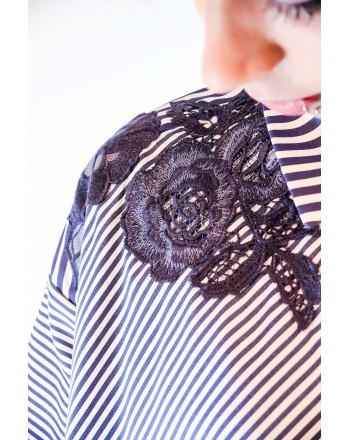 ANTONIO MARRAS - Cotton shirt - White/Blue