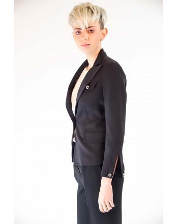 PINKO - AMMIREVOLE jacket Punto Milano - Black