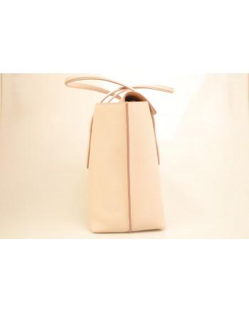TOD'S - Borsa Shopping in pelle - Rosa