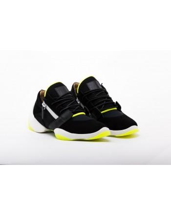 GIUSEPPE ZANOTTI - Sneakers Low Top CARLITOS - Nero