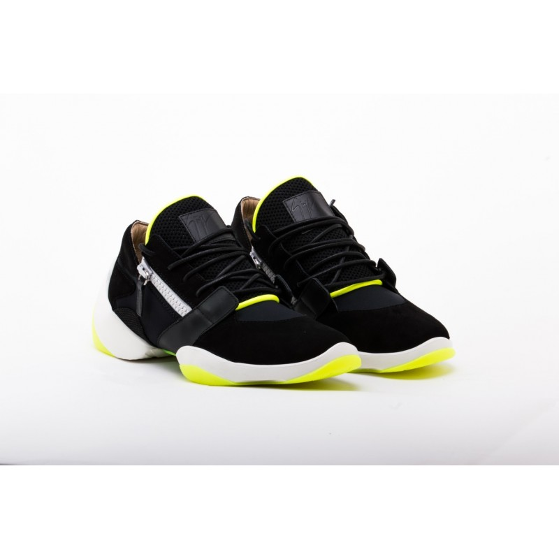 001bef8369bb6 Sale GIUSEPPE ZANOTTI Sneakers Low Top CARLITOS Black -50% Off Elsa Boutique