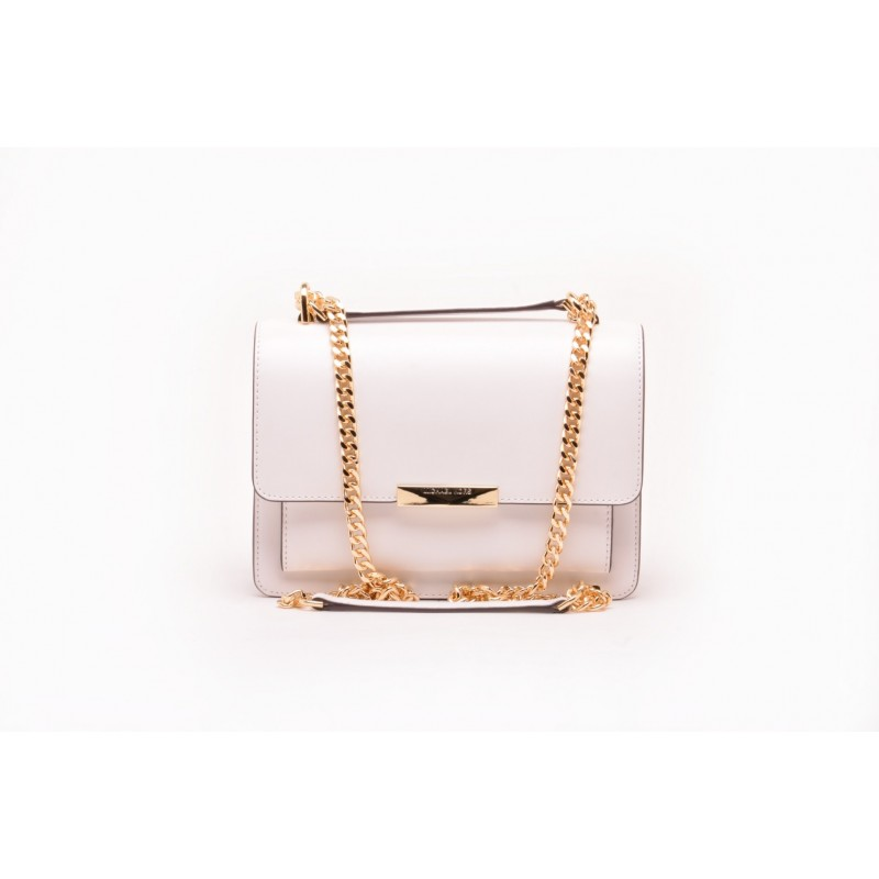 MICHAEL BY MICHAEL KORS - Borsa a tracolla JADE - Bianco