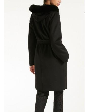 MAX MARA STUDIO - MANGO Coat - Black