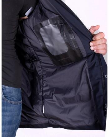 EMPORIO ARMANI - Down jacket - Blue