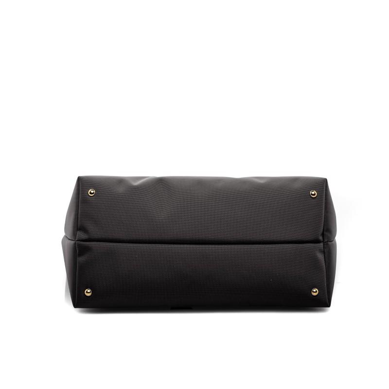 POLO RALPH LAUREN - Oxford Shopping Tote Bag - Black