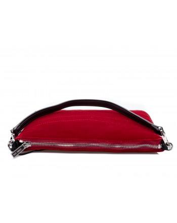 PINKO - Velvet LASIEN Bag - Red