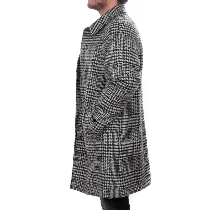 ERMENEGILDO ZEGNA - Cappotto in lana - Galles