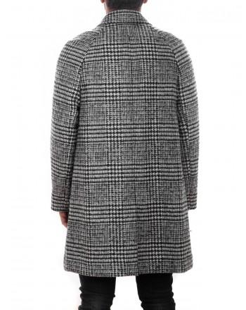 ERMENEGILDO ZEGNA - Wool coat - Galles