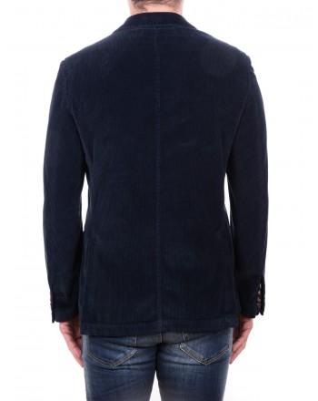 FAY - Corduroy jacket - Blue