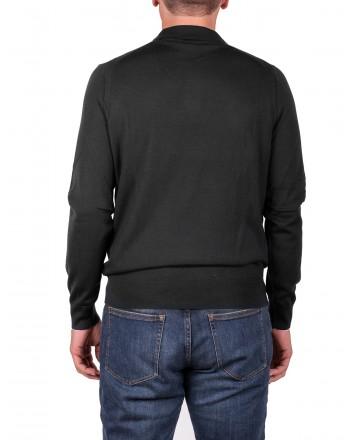 MICHAEL di MICHAEL KORS - Merino Wool Polo - Grey