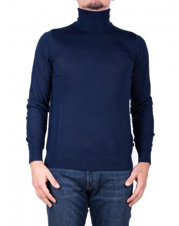 MICHAEL di MICHAEL KORS - Merino Wool Sweater - Blue