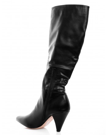 MADDEN GIRL - Stivale CANDY in pelle - Nero