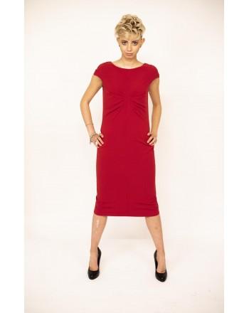 MAX MARA STUDIO - Midi Dress RITO - Red