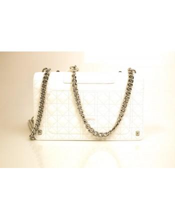 PINKO - IDILLIO Medium Leather bag - White