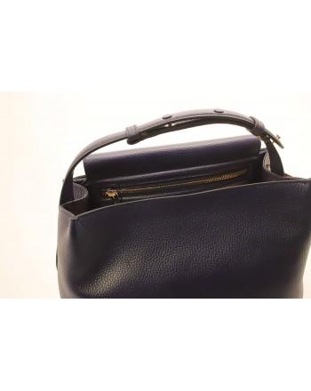TOD'S - Joy Leather Bag - Blue