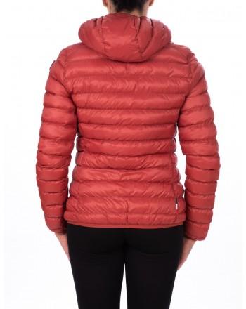 INVICTA - Lightweight Down Jacket - Brick/Light Pink