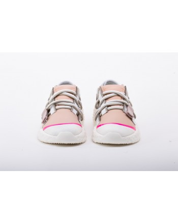 GIUSEPPE ZANOTTI - Sneakers Low Top URCHIN - Nudo