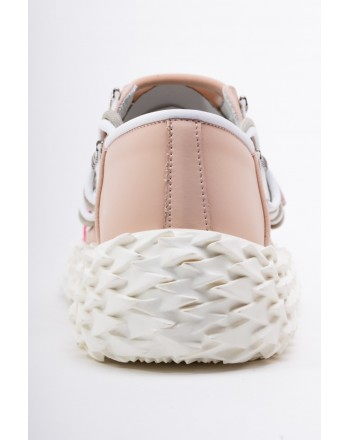 GIUSEPPE ZANOTTI - Sneakers Low Top URCHIN - Nude