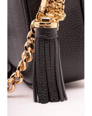 MICHAEL BY MICHAEL KORS - Ginny leather bag - Black