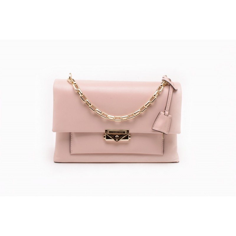 MICHAEL BY MICHAEL KORS -  Borsa a spalla CECE media in pelle - Soft Pink