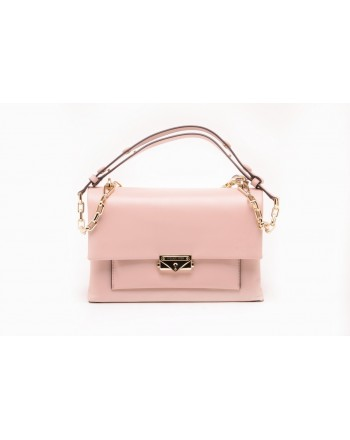MICHAEL BY MICHAEL KORS - CECE Leather Medium Shoulder Bag - Soft Pink