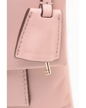 MICHAEL BY MICHAEL KORS -  Borsa a spalla CECE media in pelle - Soft Pink
