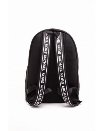MICHAEL BY MICHAEL KORS -  Tech Fabric KENT Backpack - Black