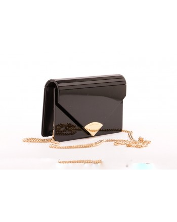 MICHAEL BY MICHAEL KORS -  BARBARA Clutch Bag - Black