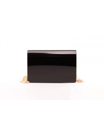 MICHAEL BY MICHAEL KORS -  BARBARA Clutch Bag - Black