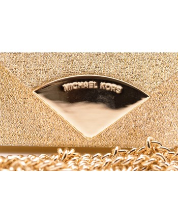MICHAEL BY MICHAEL KORS -   BARBARA PALE GOLD Pochette - Gold