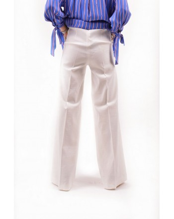 PINKO - LUIGIA trousers - White