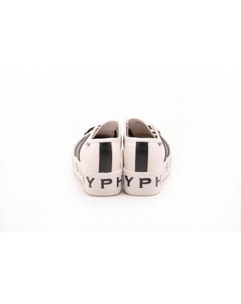 PHILOSOPHY di LORENZO SERAFINI  -  Sneakers SUPERGA for PHILOSOPHY with Logo Sole - White/Black