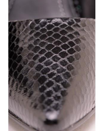 KENDALL+ KYLIE - Leather Décolleté MYRA  - Black